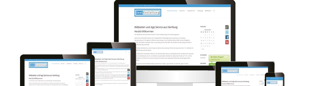 responsive Webseiten aus Hamburg